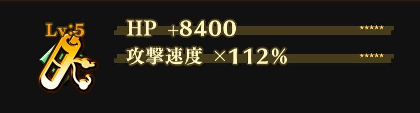 金HP速度